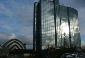 Glasgow Crowne Plaza Hotel