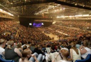 Sheffield Hallam FM Arena