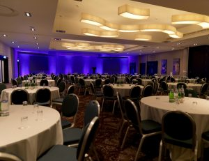Business Music Systems: gallery image: Ballroom conference 2