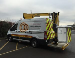 Why choose Reflex as your service and maintenance provider?: gallery image: Cherry Picker