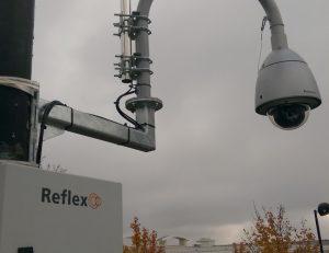 Reflex CCTV IP network