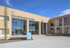 Inspired Life Safety Solutions for Nottingham's Newest Hospital