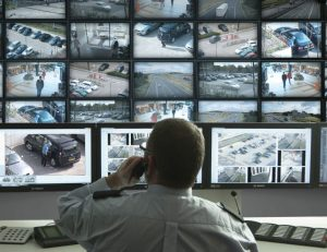 Central Control Stations: gallery image: Starlight security monitors.jpg