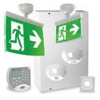 Intelligent LED Emergency Lighting