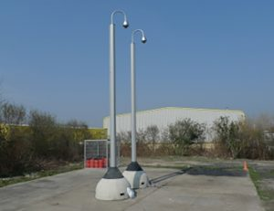 CCTV and Network Enabled Camera Systems: gallery image: rapid deployment